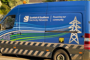 Ssen stock powercut Isle of Wight Scottish and southern electricity network