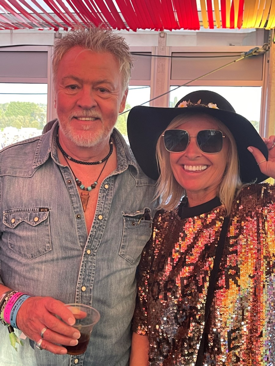 Paul Young Isle Of Wight Festival ~ Photo Credit Martine Kelly